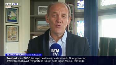 Le Touquet : le maire généralise le port du masque dans le centre de la commune
