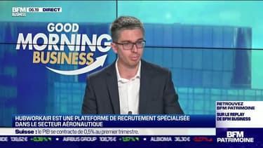 La  pépite : Hubworkair veut faciliter la reconversion des salariés des sociétés aéronautiques, par Lorraine Goumot - 02/06