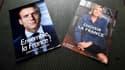Emmanuel Macron et Marine Le Pen sont les deux candidats du deuxième tour.