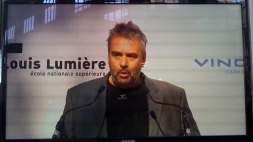 Luc Besson est le réalisateur français le plus connu à l'étranger