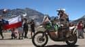 Place au spectacle sur ce Dakar...