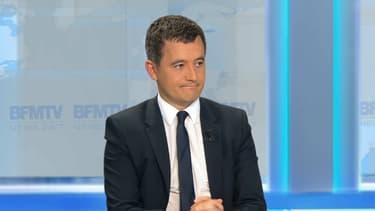 Gérald Darmanin sur BFMTV
