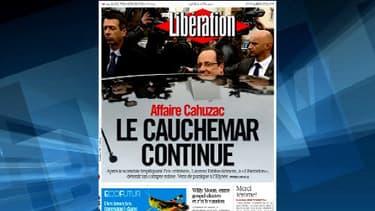 """Nicolas Demorand avait dû s'excuser pour la une de """"Libération"""" du 8 avril"""