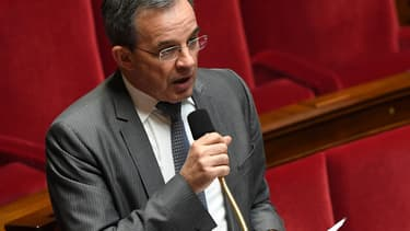 Thierry Mariani à l'Assemblée nationale - Image d'illustration