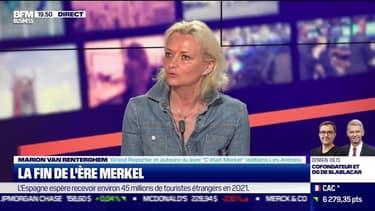 Marion Van Renterghem (Grand reporter) : La fin de l'ère Merkel - 12/05