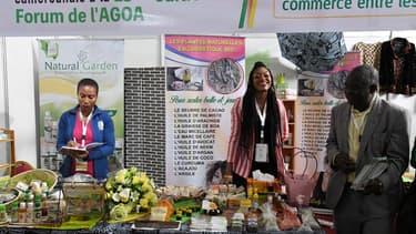 La loi sur la croissance et les opportunités en Afrique ( Agoa) a été lancée en 2000 pour aider à l'industrialisation de l'Afrique subsaharienne.