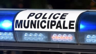 Un véhicule de la police municipale (photo d'illustration)