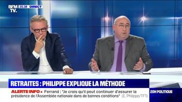 Retraites: Edouard Philippe explique la méthode - 12/09