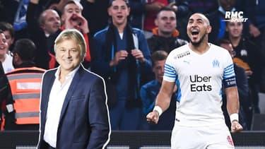 """""""L'OM doit privilégier le top 3 de la Ligue 1 à l'Europa League"""", selon Charvet"""
