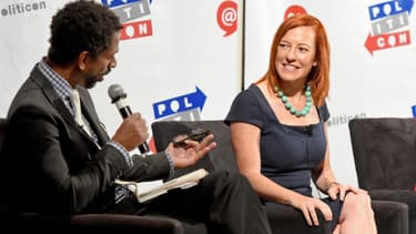 Jen Psaki, autrefois directrice de communication de la Maison Blanche sous l'administration Obama-Biden, a été nommée attachée de presse de la Maison Blanche par le président élu des Etats-Unis, Joe Biden.