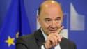 Pierre Moscovici a fait fit des prévisions de la Commission européenne.