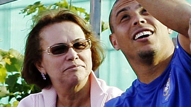 Dona Sonia et Ronaldo