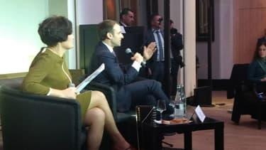 Emmanuel Macron a donné un point presse ce mardi soir.
