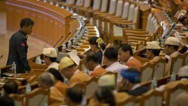 Le CV des 18 membres du nouveau gouvernement birman ont été publiés cette semaine.
