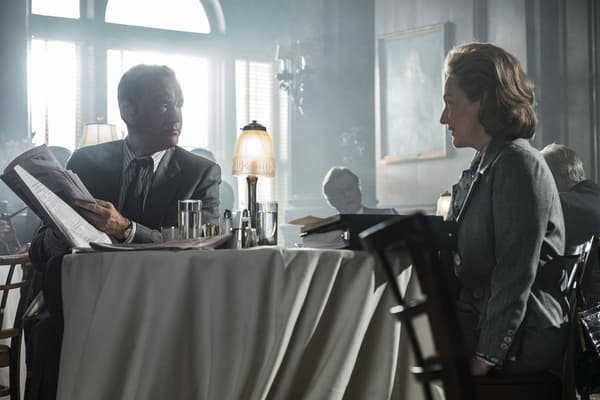 "Tom Hanks et Meryl Streep dans ""Pentagon Papers"""