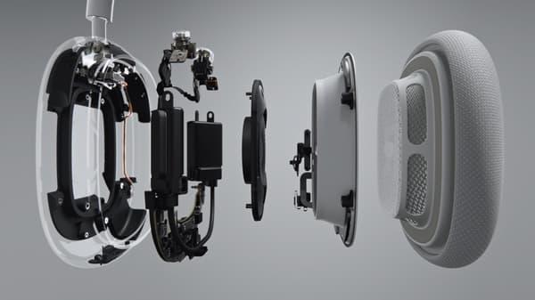 Les AirPods Max d'Apple