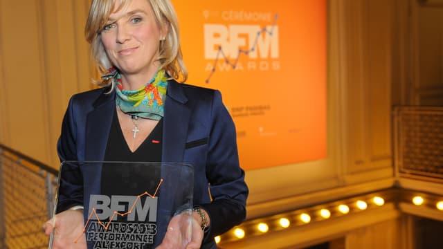 Rendez-vous le lundi 3 novembre pour découvrir qui succédera à Corinne Molina de Mâder pour ce BFM AWARD de la performance à l'export.
