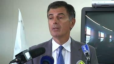 Le procureur de la République à Marseille, Jacques Dallest