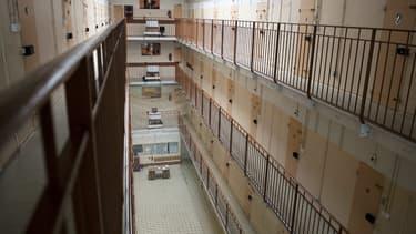 Selon les derniers chiffres officiels, le nombre de personnes détenues dans les prisons françaises s'établissait au 1er août à 70.519 pour 59.870 places. (Photo d'illustration)