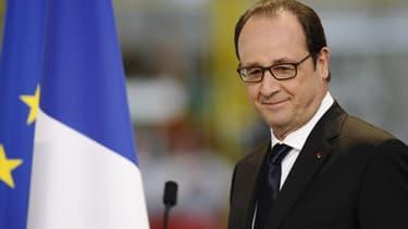 François Hollande a promis qu'une plateforme liée à Pôle emploi serait mise en place sur le site d'Ecomouv'.