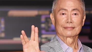 """George Takei, qui incarnait Sulu dans la saga """"Star Trek"""", a réagi aux révélations autour de son personnage."""