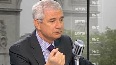 Le président de l'Assemblée nationale Claude Bartolone est favorable à une suppression totale des allocations familiales pour les ménages les plus riches.