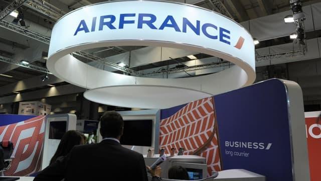Les pilotes d'Air France sont en grève depuis le 15 septembre.