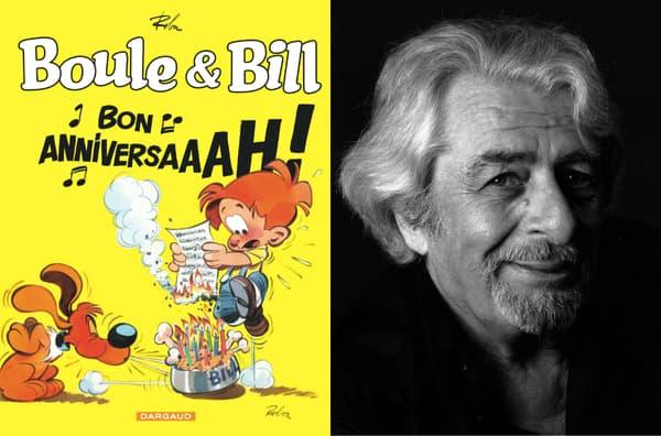 Jean Roba, le créateur de Boule et Bill