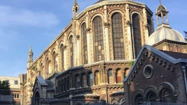 La chapelle Saint-Joseph de Lille est menacée de destruction.