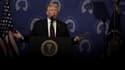 Le président des Etats-Unis Donald Trump s'exprime lors du gala d'une organisation militant contre l'avortement, le 22 mai 2018 à Washington DC.