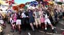 Le carnaval de Dunkerque, ici lors de l'édition 2015.