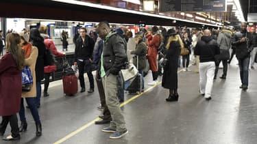 Les RER A et B seront perturbés, en revanche, le trafic sera normal sur les TGV, Thalys et Eurostar