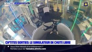 Les Ch'tites Sorties : Le simulateur de chute libre à Lesquin !