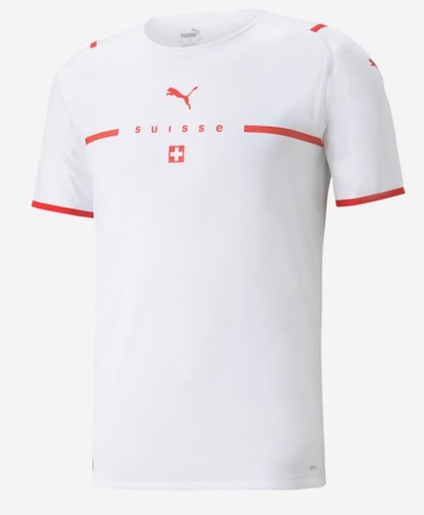 Suisse extérieur Euro 2021