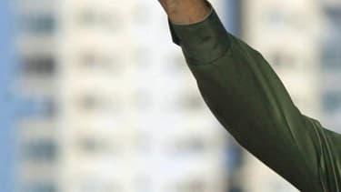 Fidel Castro en 2004.