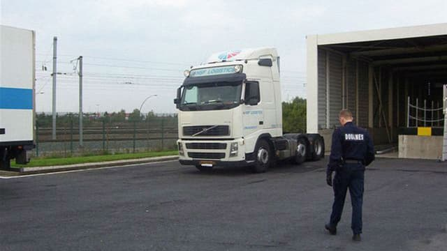 33 kilos de cocaïne ont été saisis par les agents des douanes du Tunnel sous la Manche, le 28 octobre dernier. (Photo d'illustration)