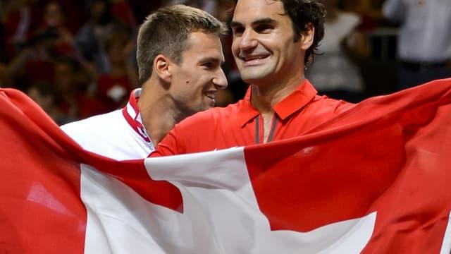 Le Suisse Roger Federer entretient une histoire particulière avec la France.