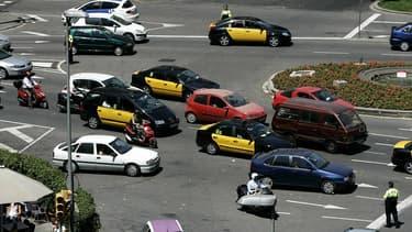 A partir du 1er janvier 2019, Barcelone interdira en semaine la circulation des voitures de plus de 20 ans.