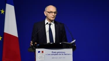 Le premier président de la Cour des comptes, Didier Migaud.