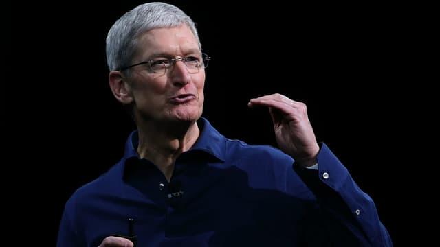 Tim Cook, le patron d'Apple, a fait atteindre à la société créée par Steve Jobs des cimes jamais atteintes
