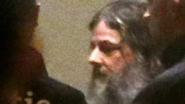 Marc Dutroux, lors de sa demande de remise en liberté sous bracelet électronique, le 4 février 2013.