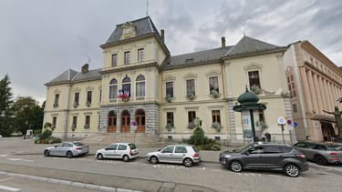 La mairie d'Albertville, en Savoie (PHOTO D'ILLUSTRATION)