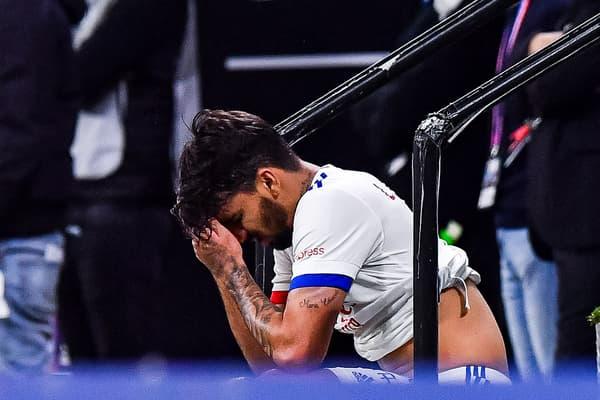 Lucas Paqueta très affecté après OL-Lille