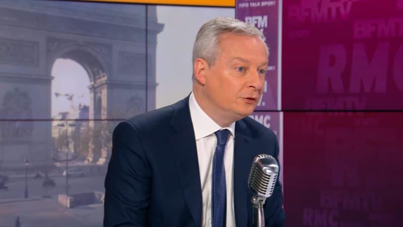 Stellantis continue de produire un moteur dans le Pas-de-Calais, Le Maire