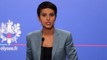 Najat Vallaud-Belkacem, la ministre des Droits des femmes, a confirmé que les entreprises ne respectant pas l'égalité salariale entre hommes et femmes seraient sanctionnées.
