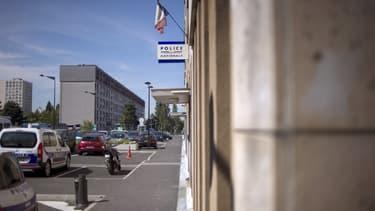Un commissariat à Champigny-sur-Marne en juillet 2011 (PHOTO D'ILLUSTRATION).