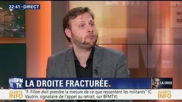 """François Fillon: """"Je suis un combattant"""" (1/2)"""