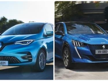 Les aides à  l'achat des voitures électriques et hybrides rechargeables sont maintenues, mais revues à la baisse, selon le projet de loi de finances pour 2021.