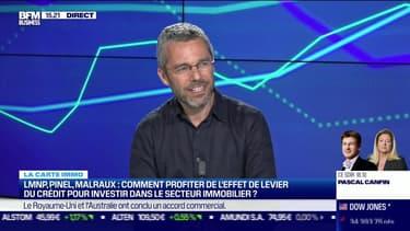 Sandrine Allonier et Mathieu Morio (Vousfinancer & Gridky): Profiter de l'effet de levier du crédit pour investir dans l'immobilier - 15/06