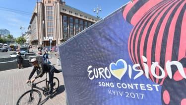 Kiev accueillera le 62 concours de l'Eurovision, le 13 mai.